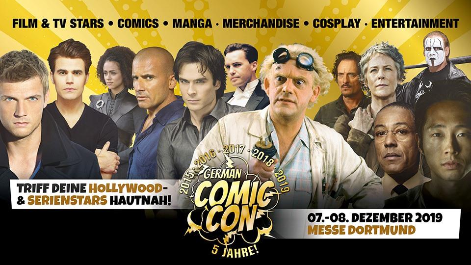 German Comic Con 2019 – Dortmund