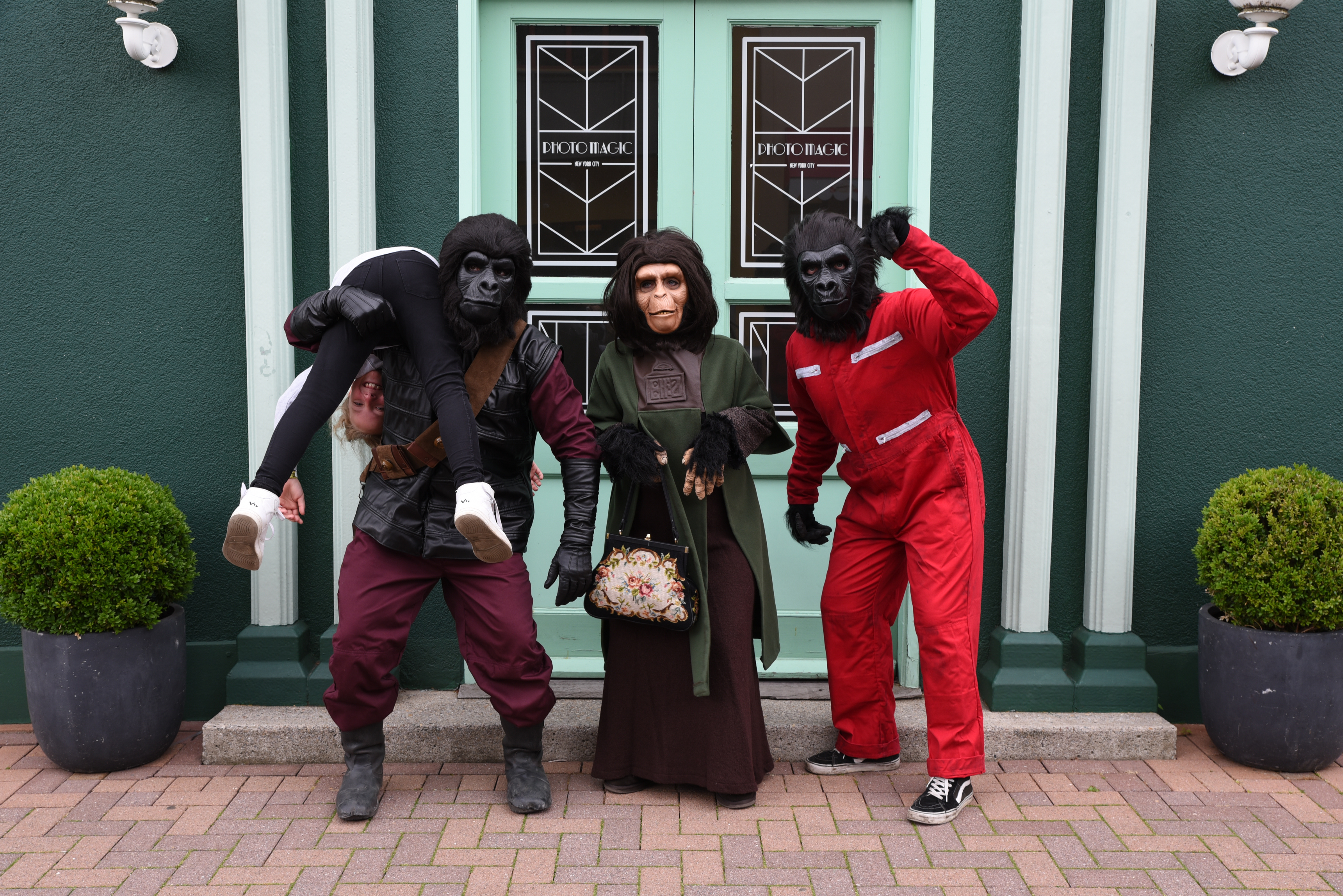 Movie Park Germany – Cosplay Day 2018