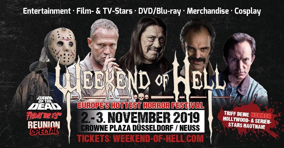 Weekend of Hell 2019