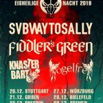 SUBWAY TO SALLY – Eisheilige Nächte 2019