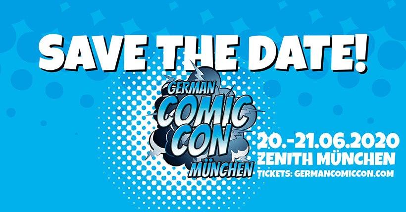 German Comic Con – München 2020