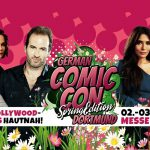 German Comic Con Dortmund – Spring Edition 2020